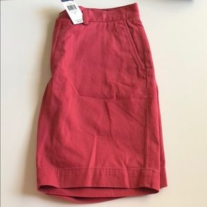NWT Red  Polo Shorts